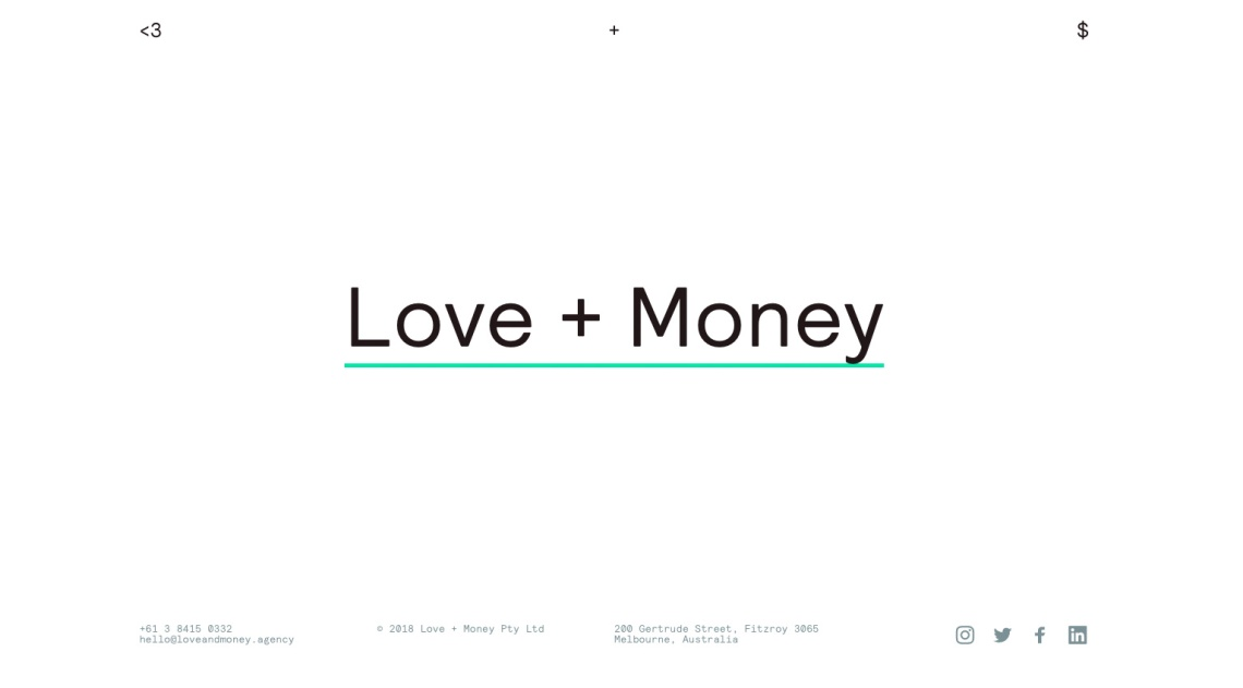 love+money